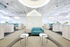 Wellness in MGTS Offices - Moscow