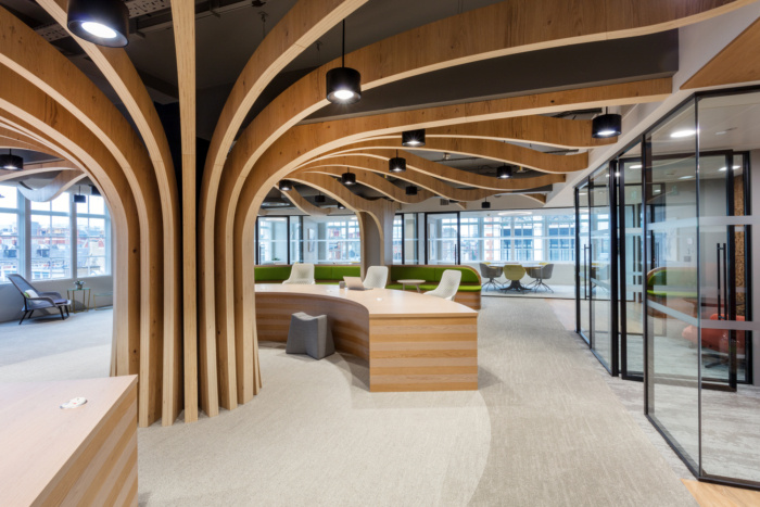 Morgan Sindall Group Offices - London - 2