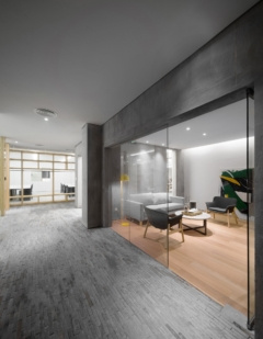 Sofas / Modular Lounge in Ribo Fashion Group Zhimei Research and Development Center Offices - Shanghai