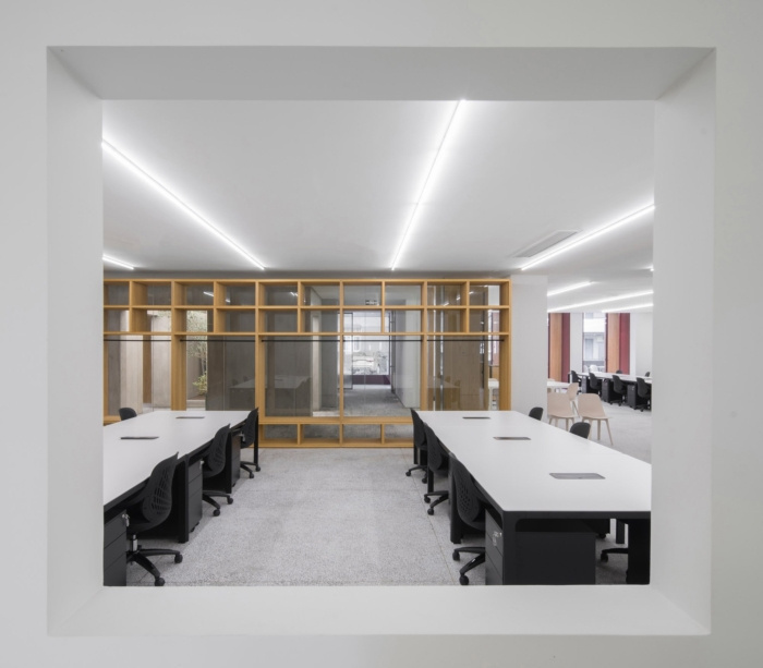 Ribo Fashion Group Zhimei Research and Development Center Offices - Shanghai - 16