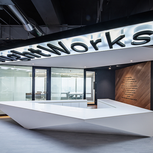 ThoughtWorks Offices – Shanghai