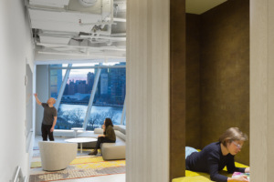 Two Sigma Collision Lab Offices - New York City