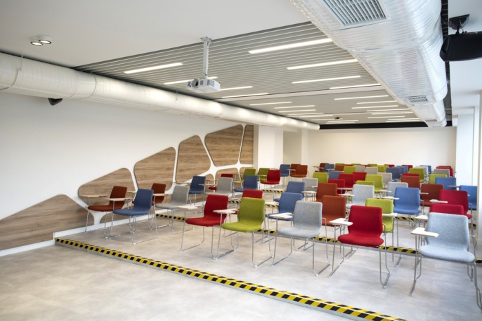 Unilever Knorr & Lipton Factory Offices - Istanbul - 16