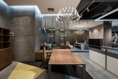 Highback Sofa / Chair in CK Office Furniture Inspiration Showroom and Offices - Shenzhen