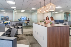 Lay-In / Troffer in Cresa Offices - Boston