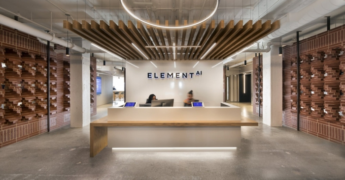 Element AI Offices - Montreal - 1