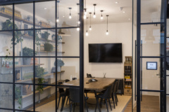 Recessed Downlight in Fever-Tree Offices - London