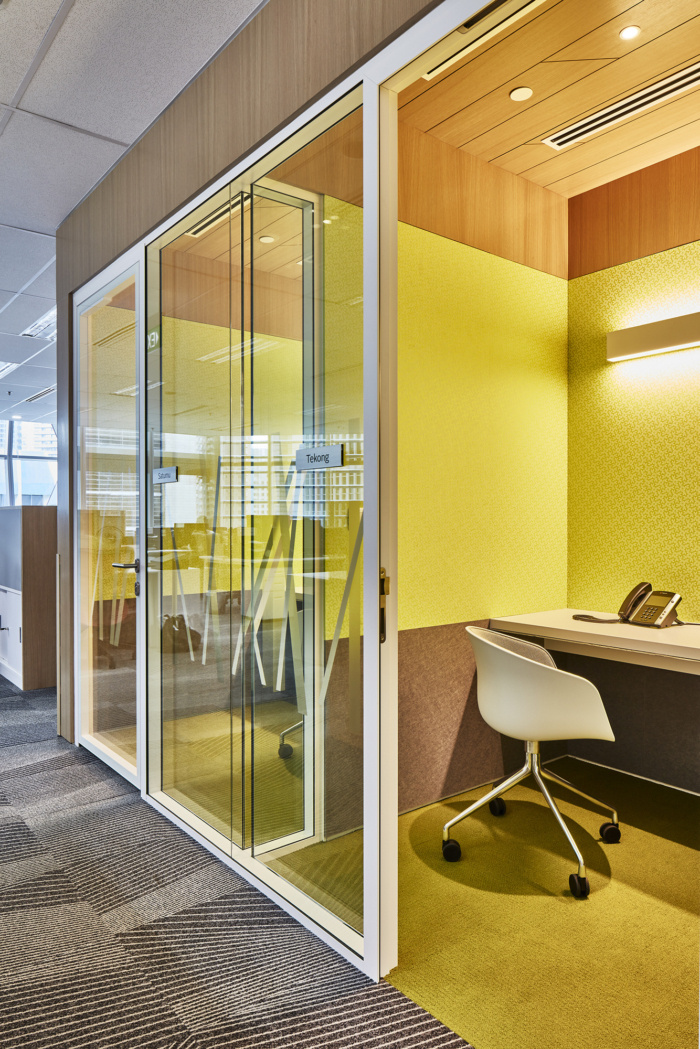 INCE & Co Offices - Singapore - 8