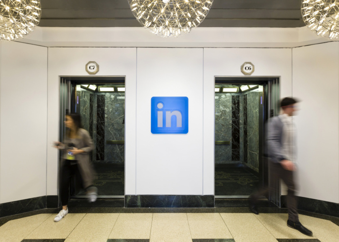 LinkedIn Offices - New York City - 2