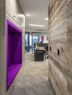 Lay-In / Troffer in Williams Lea Tag Offices - London