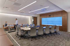 Video Wall in Brandywine Headquarters - Philadelphia