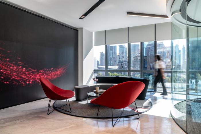 Evoteq Offices - Dubai - 1