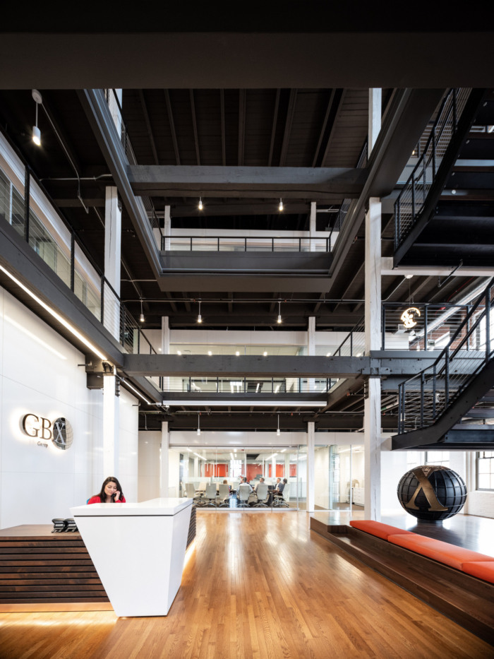 GBX Group Offices - Cleveland - 1