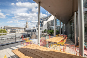 Nextdoor Londres Coworking Offices - Paris