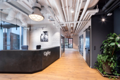 Hallway in Ogilvy Offices - Warsaw