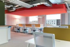 Task Light in SII Offices - Nantes