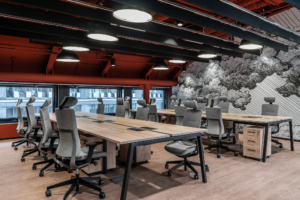 Solutions.Rent Plac Trzech Krzyży Coworking Offices - Warsaw