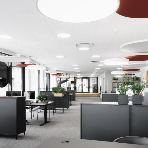 recent Sparekassen Thy Offices – Viborg office design projects