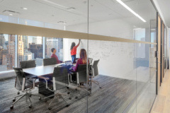 Whiteboard Wall in TravelClick Offices - New York City