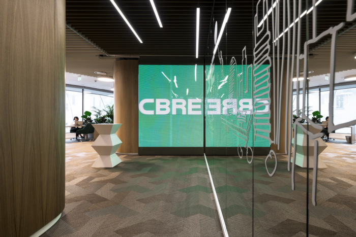 CBRE Offices - Bucharest - 1