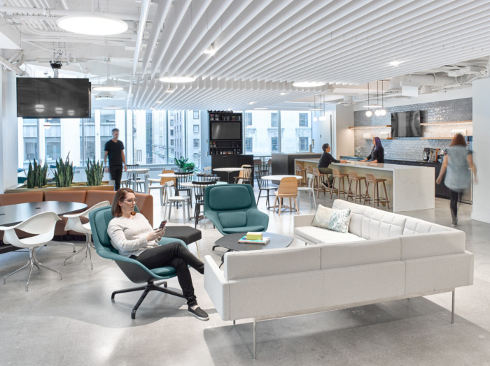 Dentsu Aegis Network Offices - Toronto - 6