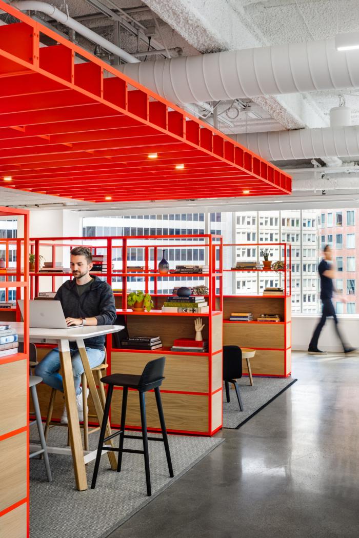 Gensler Offices - San Francisco - 3