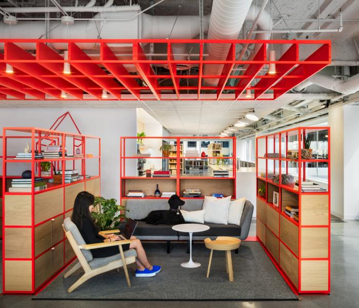 Gensler Offices - San Francisco - 4