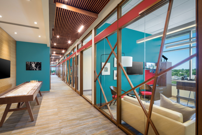 KSL Capital Partners Offices - Denver - 9