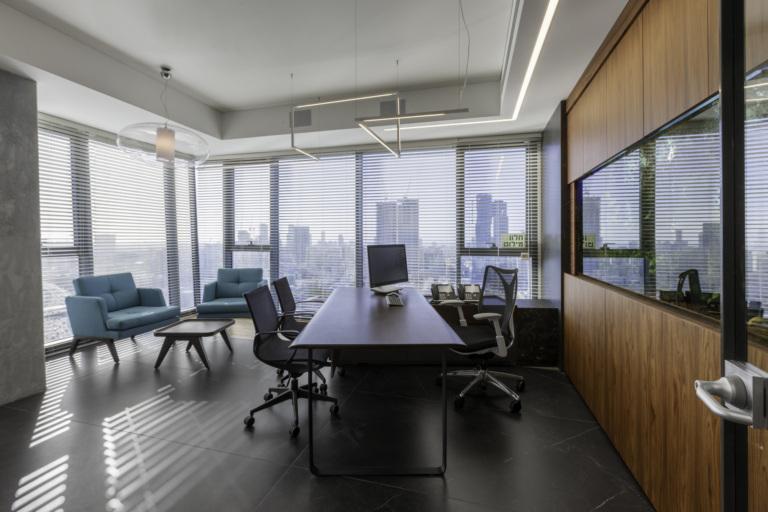 Perah Hashaked Offices – Tel Aviv