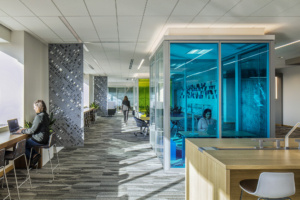 Rockwell Automation Customer Experience Center & Lobby Renovation - Milwaukee