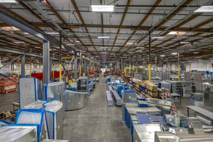 Southland Industries Offices and Fabrication Facility - Garden Grove - 4