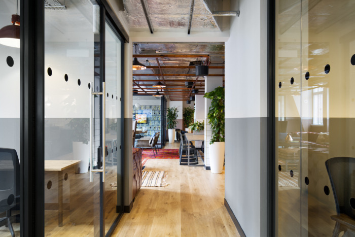 WeWork - Waterhouse Square Coworking Offices - London - 5