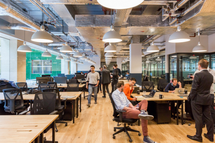 WeWork - Waterhouse Square Coworking Offices - London - 14