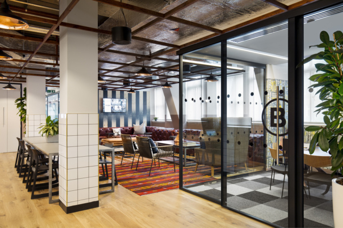 WeWork - Waterhouse Square Coworking Offices - London - 7