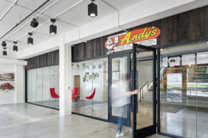 Andy's Frozen Custard Headquarters - Springfield