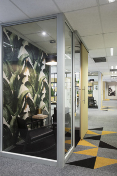 Recessed Linear in Brave Group Offices - Johannesburg