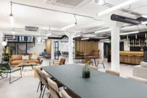 Workstories Offices and Showroom - London