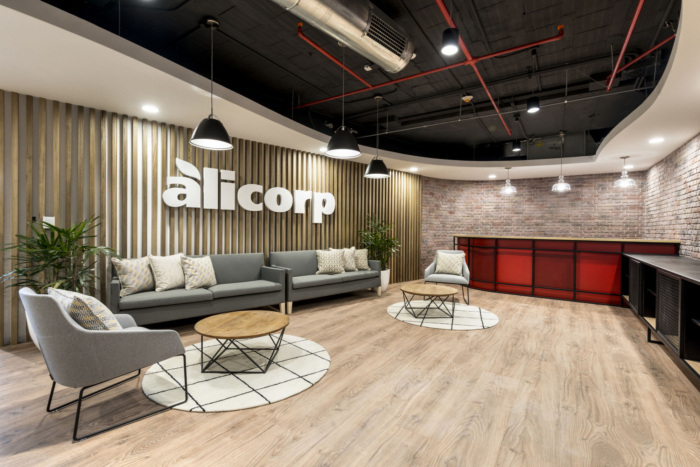 Alicorp Offices - Lima - 1