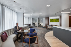 Recessed Downlight in American Gas Association Offices - Washington DC