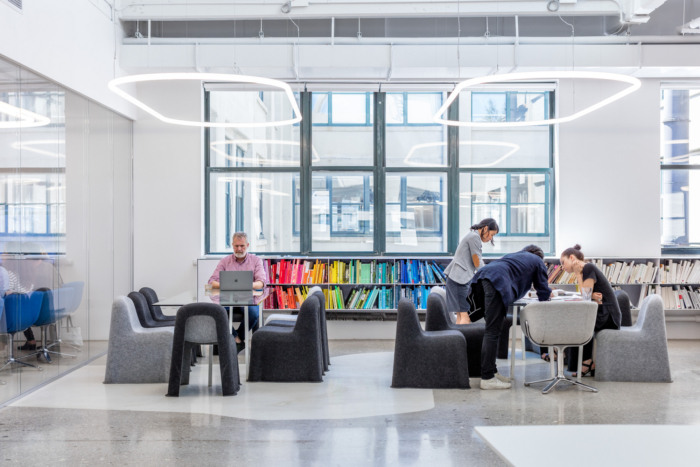 BIG: Bjarke Ingels Group Offices - New York City - 6