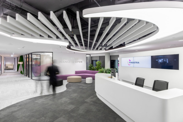 Finastra Offices - Bucharest - 1