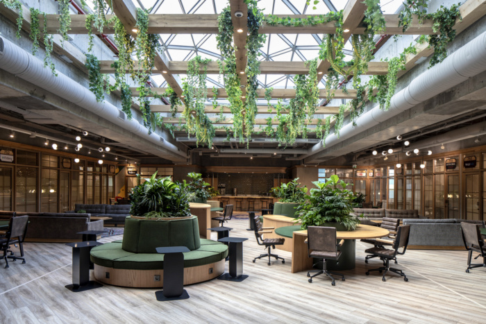 Kolektif House Coworking & Vodafone Offices - Istanbul - 11