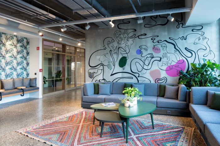 Kolektif House Coworking & Vodafone Offices - Istanbul - 25