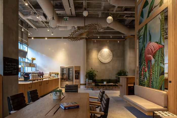 Kolektif House Coworking & Vodafone Offices - Istanbul - 6