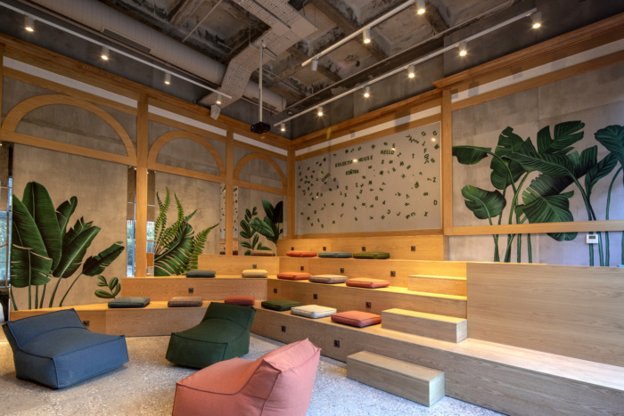 Kolektif House Coworking & Vodafone Offices - Istanbul - 8