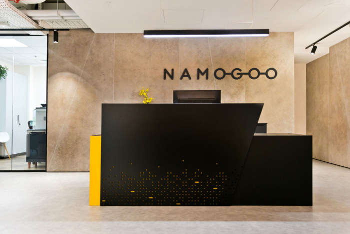 NAMOGOO Offices - Herzliya - 1