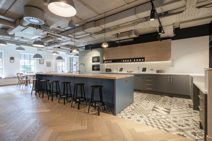 Peldon Rose Offices - London - 12