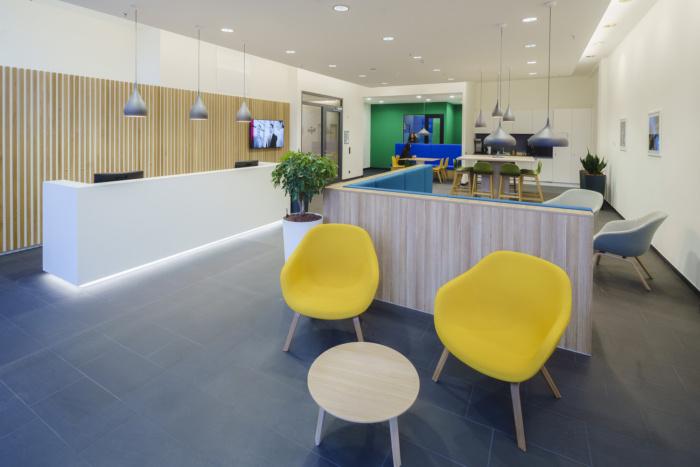 Regus Coworking Offices - Hamburg - Office Snapshots