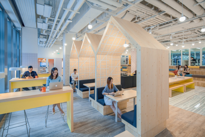 SOHO 3Q Coworking Offices - Beijing & Shanghai - 13