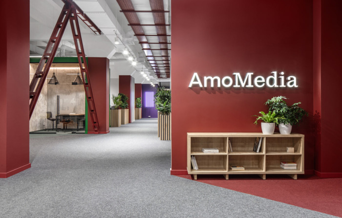 AmoMedia Offices - Kiev - 1